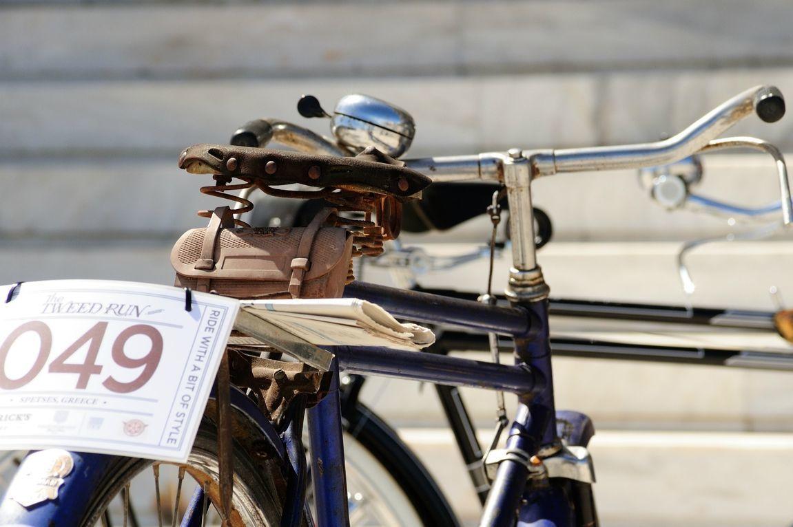 The Tweed Run. A very British cycle ... ed9cfd0d4